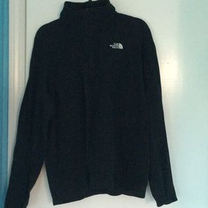Men's Northface fleece sweater